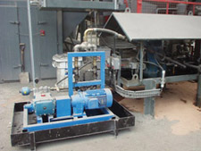 Asphalt Production Pump Skid