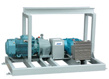 CO2 Pump Skid