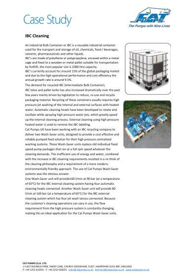 ontario pump company case study solutions Omni basement systems provides sump pumps case studies moldy crawl space or settling foundation you need an effective solution from a company whose.
